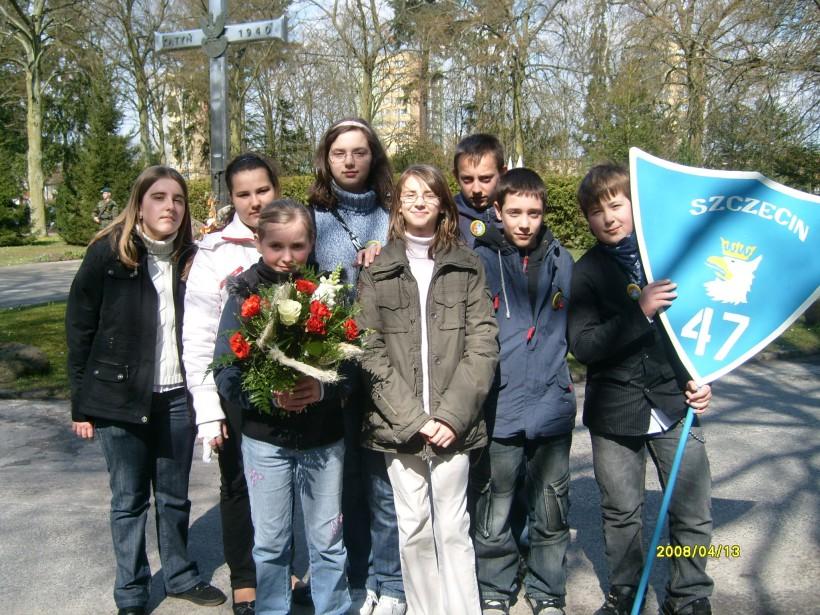 delegacja_uczniów