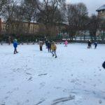 zabawy na śniegu (2)